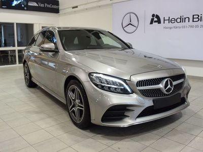begagnad Mercedes C220 D 4MATIC KOMBI AMG, Nav, Drag