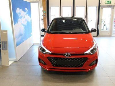 begagnad Hyundai i20 1.0T-GDI DCT Automat 100hk Limited Edition