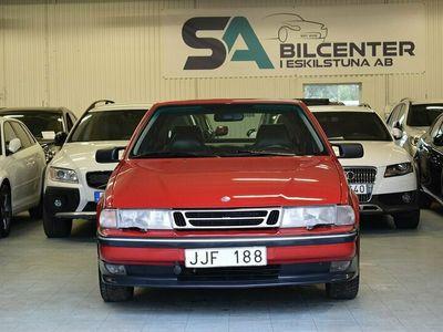 begagnad Saab 9000 CS 2.0 Turbo Automat Välvårdad Lågmilare 150hk