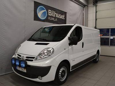begagnad Nissan Primastar 2,0DCi L2H1 2014, Transportbil 69 000 kr