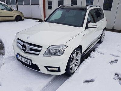begagnad Mercedes GLK250 CDI 4MATIC BlueEFFICIENCY 7G-Tronic Plus AMG Sport 204hk