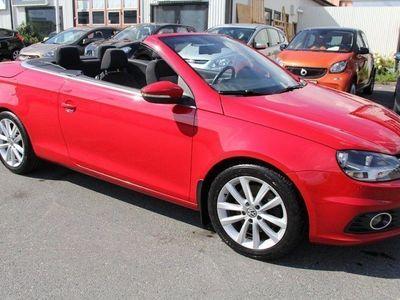 begagnad VW Eos 1,4TSI Cabriolet ,6Månader Gar -12