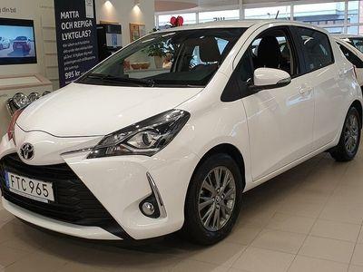 begagnad Toyota Yaris 1.5 5-D M/D S Active 500mil