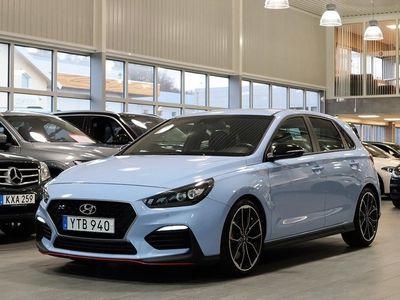 begagnad Hyundai i30 N Performance GT-Pack Navi Backkamera 2018, Halvkombi 259 000 kr