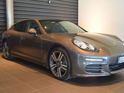 begagnad Porsche Panamera 4 4 Leasbar