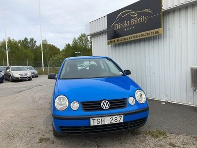 begagnad VW Polo 1.4 Comfort 75h Ny Bes-Nyservad