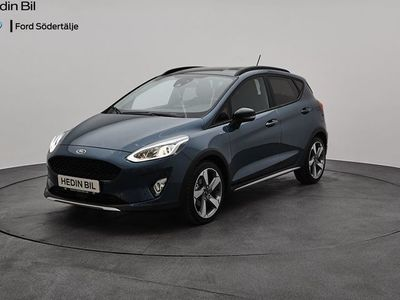 begagnad Ford Fiesta ACTIVE 1.0T 100HK ECOBOOST AUTOMAT