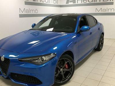 begagnad Alfa Romeo Giulia Veloce 2,0 280HK