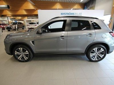 begagnad Mitsubishi ASX 2.0 AS&G CVT 4WD Business -20