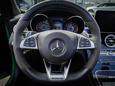 brugt Mercedes C63S AMG AMGCabriolet AMG 510hk -17
