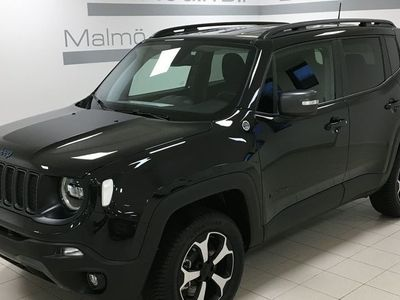 begagnad Jeep Renegade PHEV TRAILHAWK 1.3L T4 GSE 240 HK AT6 4XE
