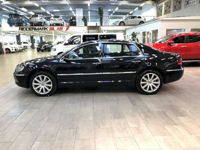 gebraucht VW Phaeton 3.0 V6 TDI 240hk SKINN TAKLUCKA DRAG