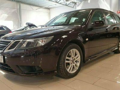 begagnad Saab 9-3 1.9 TTiD Linear SportCombi 2011, Kombi 79 000 kr
