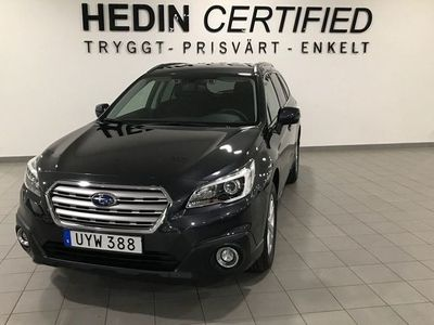begagnad Subaru Outback 2.5 4WD Lineartronic, 175hk, 2017