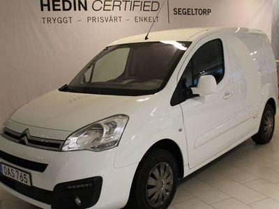 begagnad Citroën Berlingo 1,6 HDI 100HK SKÅP S+V-HJUL