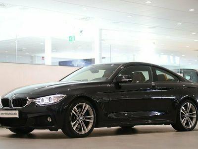begagnad BMW 430 d xDrive Coupé M Sport Individual - Autowåx Bil AB
