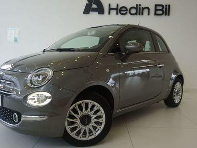 brugt Fiat 500 LOUNGE 1,2 L 69 HK V-HJUL