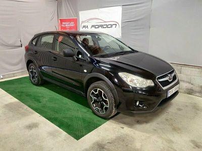 begagnad Subaru XV 2.0 4WD 150hk