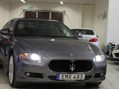 begagnad Maserati Quattroporte S 4.7 2008, Sedan 399 900 kr