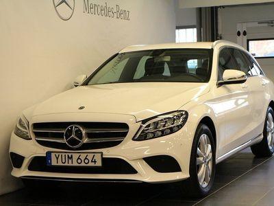 begagnad Mercedes 220 C-klass4MATIC Kombi, D-värmare, Navi, Drag