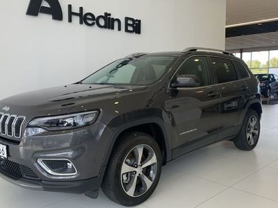 begagnad Jeep Cherokee LIMITED 2.2 DIESEL AWD 195hk MY19 / / *Demokampanj!*