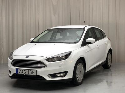 begagnad Ford Focus 1.5 TDCi ECOnetic 5dr