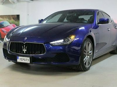 begagnad Maserati Ghibli V6 330hk / Premium