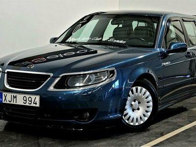 begagnad Saab 9-5 SportCombi 2.3 T Automat Vector Stemeck Drag 185hk