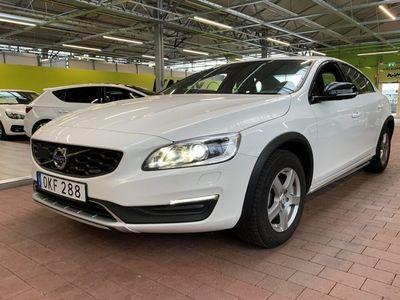 begagnad Volvo S60 CC D4 Momentum Drag (190hk)