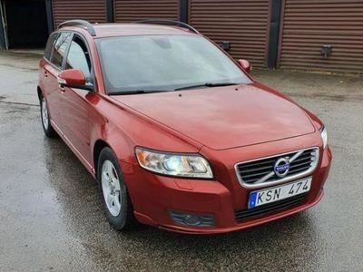 begagnad Volvo V50 Momentum