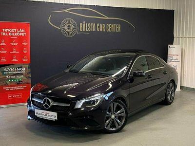 begagnad Mercedes CLA220 CDI AMG Panorama Euro 6 170hk