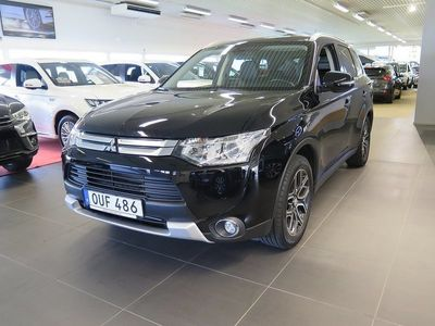 used Mitsubishi Outlander 2.2 Di-D 4WD AUT 7-SITS 150HK BUSINESS