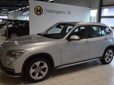 begagnad BMW X1 xDrive20d X Line Automat Drag