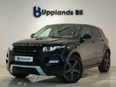 begagnad Land Rover Range Rover evoque 2.2 SD4 4WD AUT DYNAMiC 190hk