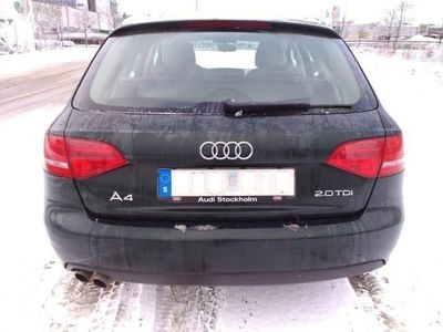 begagnad Audi A4 2.0 TDI AVANT Proline (Enebyberg)