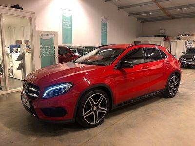 begagnad Mercedes GLA180 AMG Night, A. Carplay mm