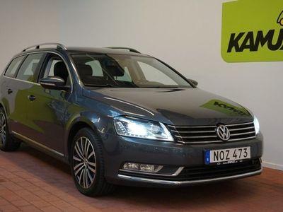 begagnad VW Passat 2.0 TDI BMT GT Premium M-Värmare Drag Skinn