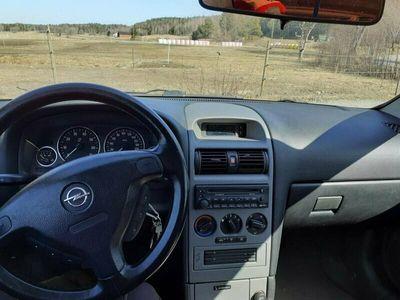 begagnad Opel Astra 2D 1.8