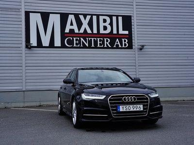begagnad Audi A6 Avant TDI S-Line Plus D-Värmare Drag 190hk