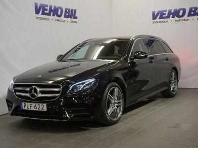 gebraucht Mercedes 220 E-KLASS4MATIC AMG-Värmare-Navi
