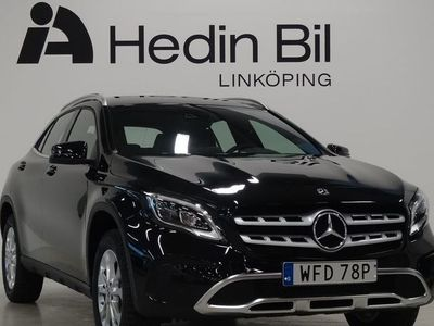 begagnad Mercedes GLA200 Progressive Backkamera Easy-pack LED-Strålkastare DEMO