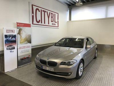 gebraucht BMW 528 i xDrive Sedan 245hk