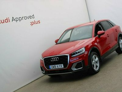 begagnad Audi Q2 COD 1.4 TFSI 150HK S-TRONIC