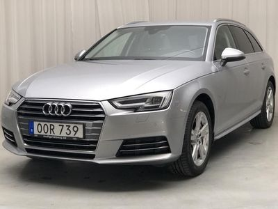 used Audi A4 AVANT 2.0 TDI (190hk)