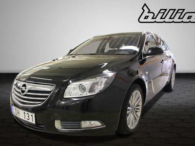 brugt Opel Insignia SPORTS TOURER 2,0 CDTI 4x4 Automat