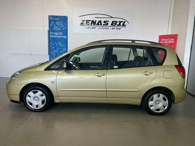 begagnad Toyota Corolla Verso 1.6 VVT-i 110hk Drag