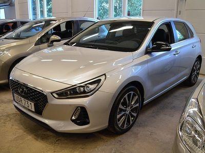 begagnad Hyundai i30 1.4T 140 Hk Premium Launch Edition