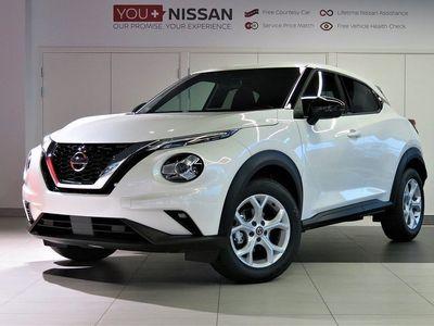 begagnad Nissan Juke DIG-T N-Connecta *PRIVATTLEASING