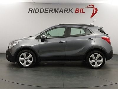 begagnad Opel Mokka 1.7 CDTI 130hk NYBYTT KAMREM