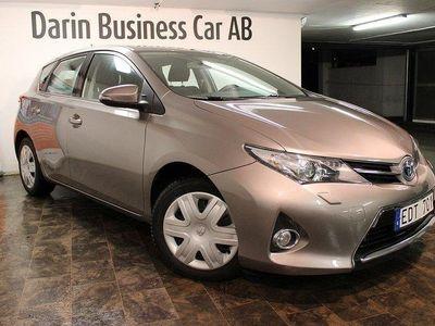 begagnad Toyota Auris 1.6 132hk Sportpaket/Motorvärmar